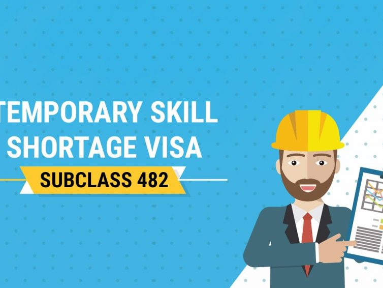 What is a Subclass 482 Visa