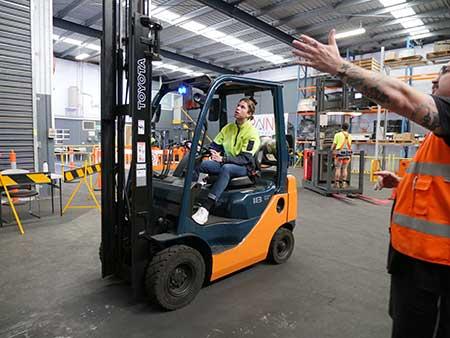 Where To Find Forklift License Melbourne